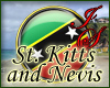 St.Kitts and Nevis Badge
