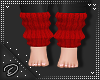 lDl I Heart Chu Red Sock
