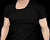 Basic Black Muscle Tee