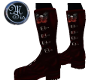 (MSis)Red Skull Boots