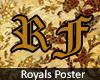 [MJ] RF Royals Poster