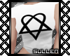 [.s.] Heartagram Tee