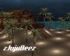 Blue Moon Beach Island