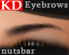 ((n) KD black brows 1