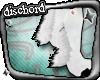 |Ð| Iridescent Foot Fuz