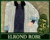Elrond Robe White