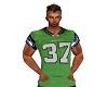 Seahawks Lime Jersey