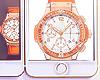 Orange Watch.