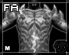 (FA)FDragonTorsoM Silver