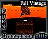 [zllz]Fall Vintage Gramo