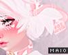 🅜 COW: pinku ears 2