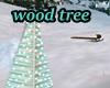 Wood Xmas Decor