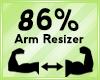 Arm Scaler 86%