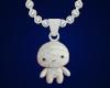 Kawaii Mummy Necklace