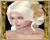 Golden Flower Hair