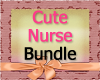 [E] Cute Nurse Bundle