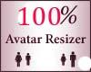 100% Avatar Scaler F/M