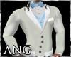 !A! Grey/White/Blue Tux