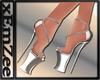 MZ - Chani Heels White