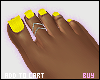 Yellow Toes