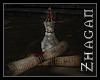 [Z] S- Flacon 'n Scrolls