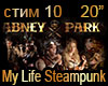 Abney Park Steampunk RUS