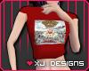 [xJ] Dookie (Red Tee)