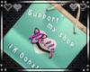 {B} Support Belle 1k