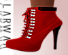 L* Red Shoes