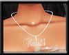 Flexin23 SIlver Necklace