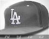 LA Fitted | Gray