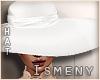 [Is] White Fashion Hat