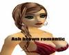 ML Ash Brown Romantic