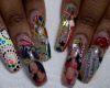 nicki minaj nails long
