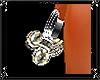 [DZ]Peltre earrings