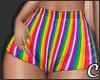 !© Pride Shorts BBW