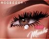 M! Diamond Eye Studs