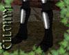 ~E- Dark Knight Boots M