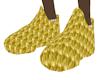 [KW] G.E.D Gold Shoes