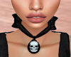 ChokerBow+Skull