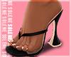 s | Black Sandal