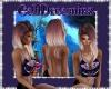 Purple Sequin Top Ga