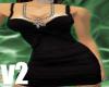 *~T~*Dress Classy Blk V2