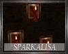 (SL) FALL Wall Candles