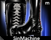 [SMn] Spiked Boots (w)