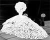 RH Ghost bride hair