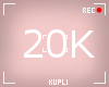 Support 20k