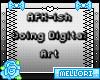 🎀 AFK: Digital Art