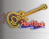 A! Hard Rock Neon Signs
