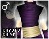 !T Kabuto shirt
